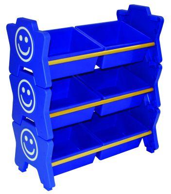 Happy Stack Treble Blue