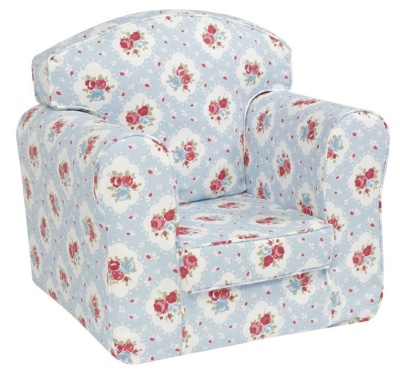 Floral Sky Loose Cover Armchair | Edu-Quip