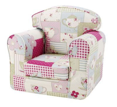 Tea For Two Loose Cover Armchair