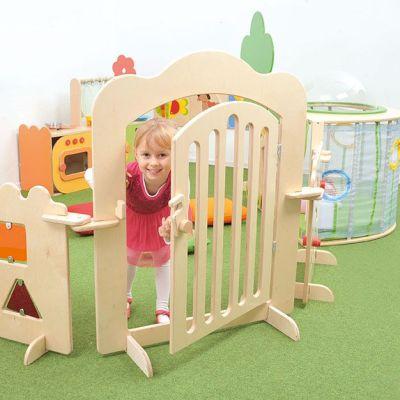 LS Kindergarten Entrance Gate