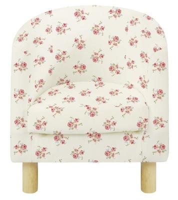 JK Natural Rose Tub Chair