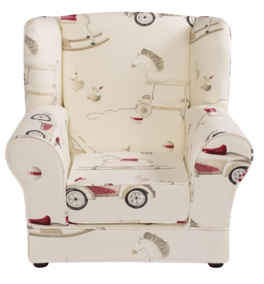 JK Classic Toys Wing Chair 1