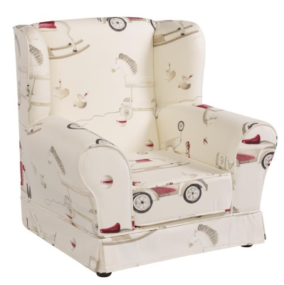 JK Classic Toys Wing Chair 2
