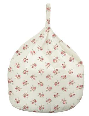 JK Rose Natural Bean Bag