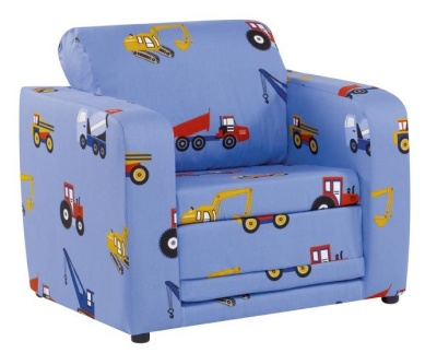 JK Toy Trucks Chair Bed (2)