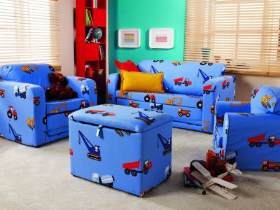 BOYS TRANSPORT ROOM SET