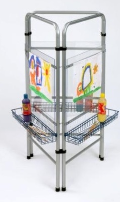 J4 Three Sided Easel 2