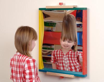 J4 Convex Concave Mirror Panel
