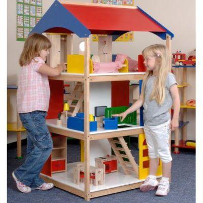 J4 Giant Dolls House