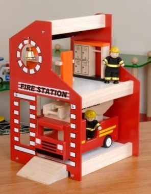 J4 Community Town Fire Station