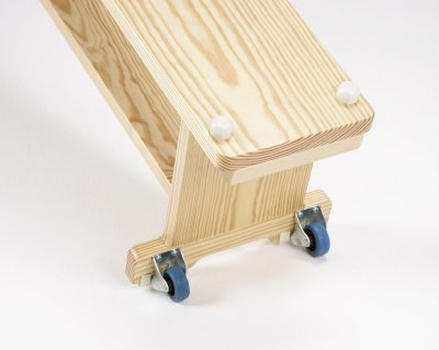 Activbench Natural With Castors