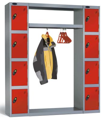 Locker Coatstand Version 2