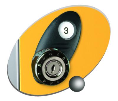 Probe 3 Digit Combination Lock