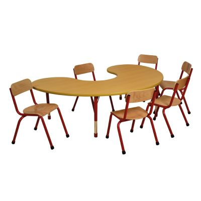 Group Table Six Seat
