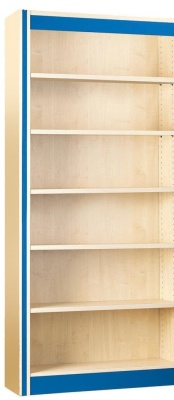 Spectrum Single Sided Extension Shelving