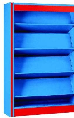 Siningle Sided Extension Shelving With Revesible Shelves