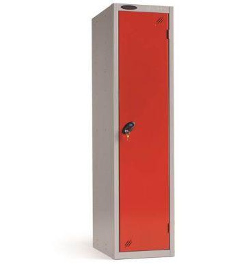 Single School Probe Locker Storage
