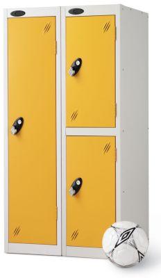 Double School Locker