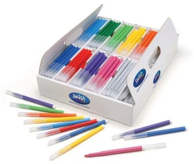 300 Komfigrip Fine Tip Colouring Pens