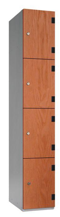 Trespa Four Door Lockers Edu Quip