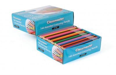 Classmaster Colouring Pencils 144 Pack