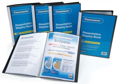Classmaster A4 Display Book
