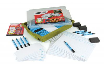 Show Me Handwriting Drywipe Board Classtray