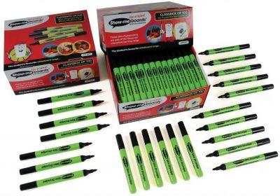 Show Me Medium Tip Pens 100 Pack