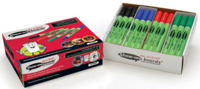 Show Me Medium Tip Colour Pens 48 Pack