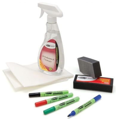 Show Me Economy Whiteboard Cleaning Kit