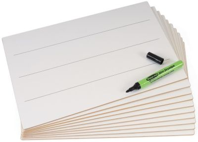 Show Me Lined Drywipe MDF Board