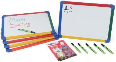 Show Me A4 Plain Boards