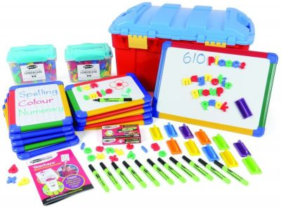 Show Me Literacy Pack
