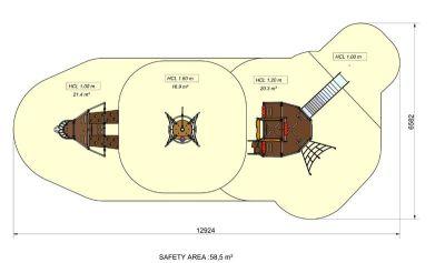 Majique3 Shipwreck Crows Nest Plan