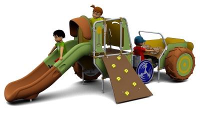 Majique Jeep Slide