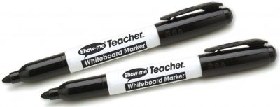 Show Me TEACHERS Markers 10 Pack