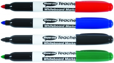 Show Me Assorted TEACHERS Markers