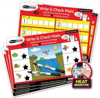 Show Me Magic Numbers, Hide & Seek