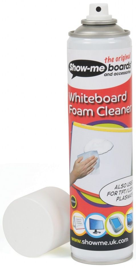 An image of Show Me Foam Spray - Whiteboards
