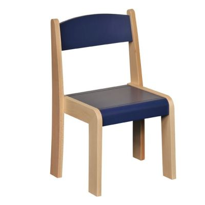 JS Wood Primary Chairs (4 Pack)