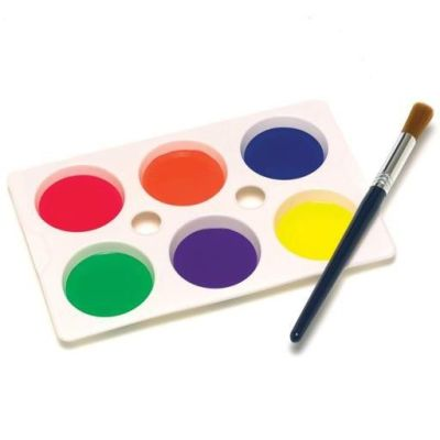 Image result for paint palette