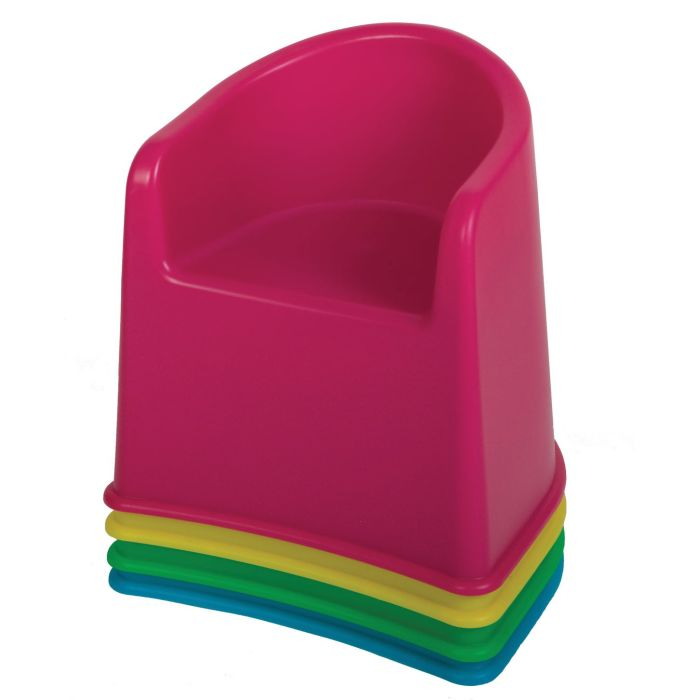 TS Plastic Tub Chair | Edu-Quip