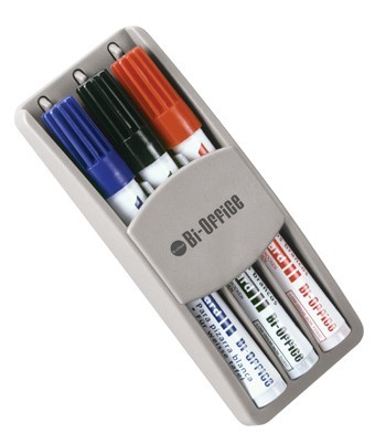 An image of 3 x Pens and Eraser Pack - Whiteboards