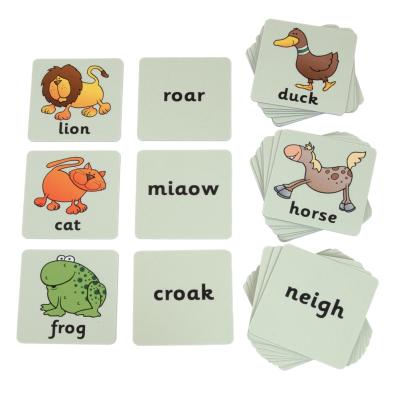 Match It Animal Noises Educational Game