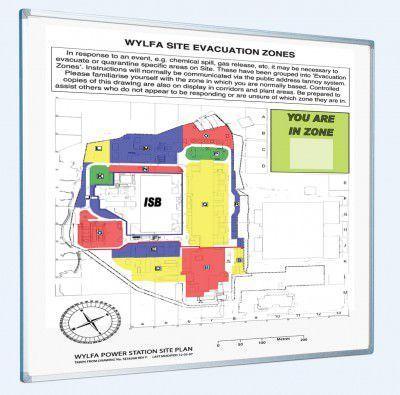 Custom Printed Whiteboard AM2