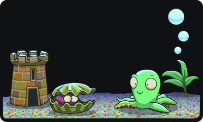 Fish Tank Chalkboard