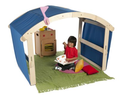 Indoor & Outdoor Folding Den