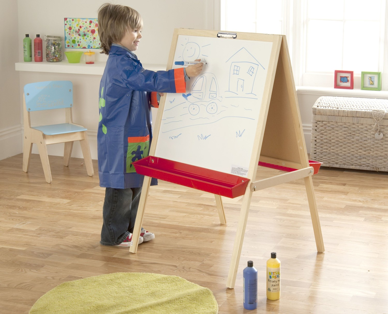 An image of 2 Sided Traditional Easel
