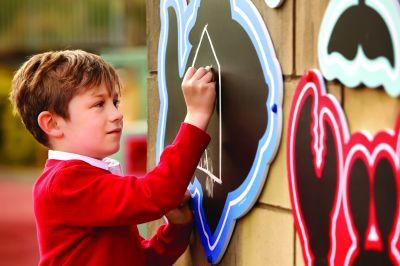 Outdoor Chalkboards