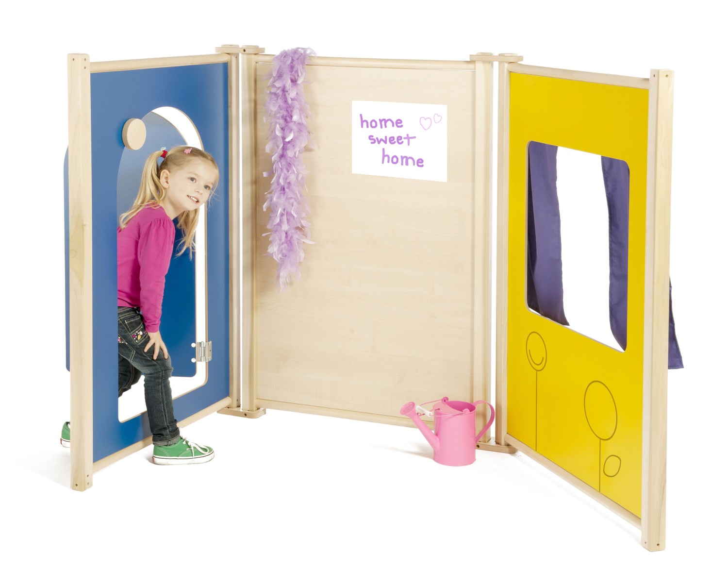 An image of Role Play Home Panel Set - Room Dividers & Panels